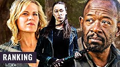 Von Müll bis Meisterwerk: Wir ranken alle FEAR THE WALKING DEAD Staffeln | Ranking