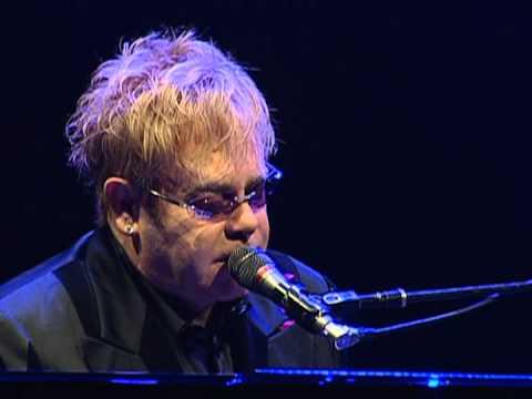 Elton John & Ray Cooper - Tonight - Milan 2009