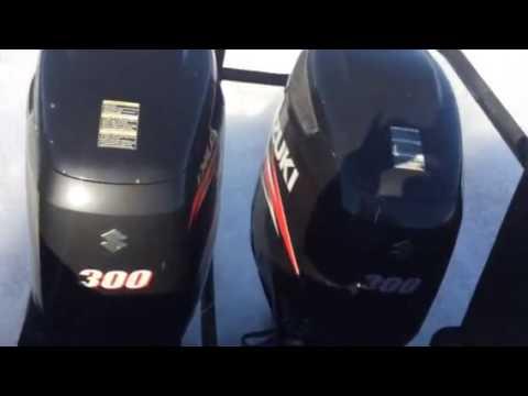GovDeals: 300 HP Suzuki 4 stroke Outboard Motor #4