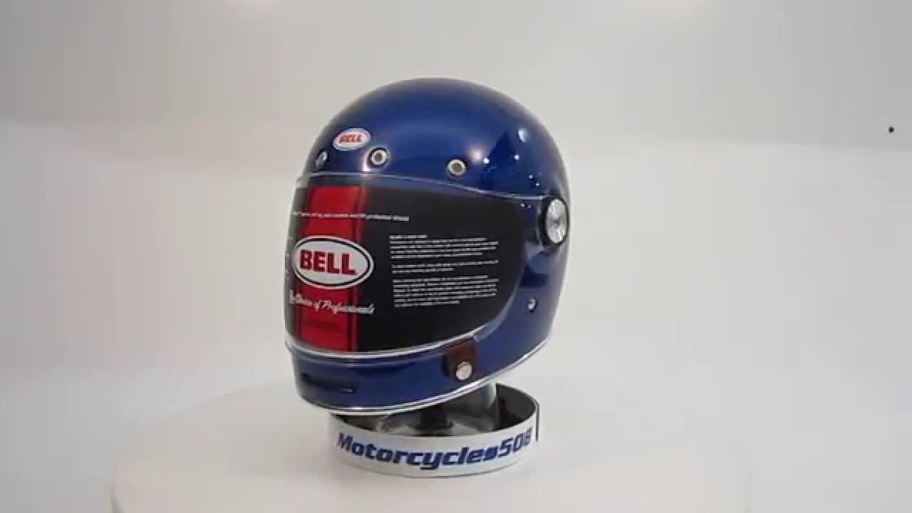 Bell Bullitt Helmet Blue Flake