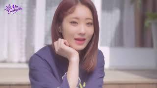 [60fps] Gyeongree (경리) X Choi Nakta (최낙타) - Spring (봄봄)
