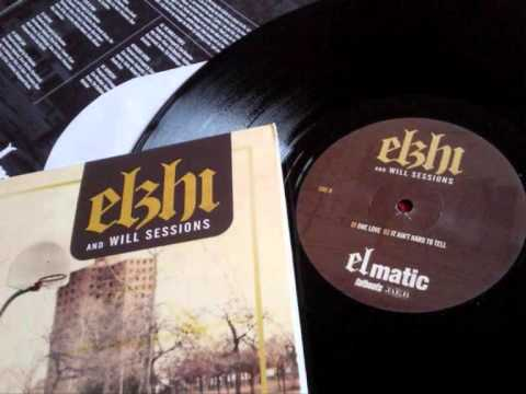 Will Sessions One Love Elzhi Elmatic Youtube