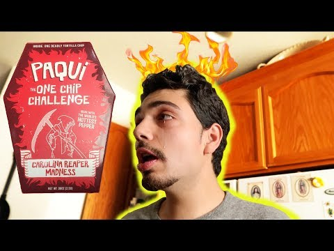 World's HOTTEST CHIP CHALLENGE! (GONE WRONG!)