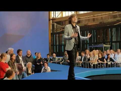 Boyan Slat and The Ocean Cleanup NeXt Phase