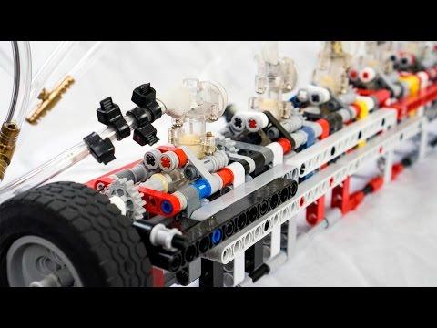 Pneumatic Motor Design & Testing
