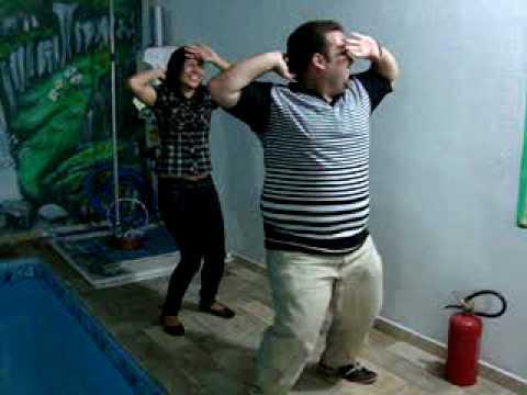 Thiago arrasa na dança Hagatanga imperdivel