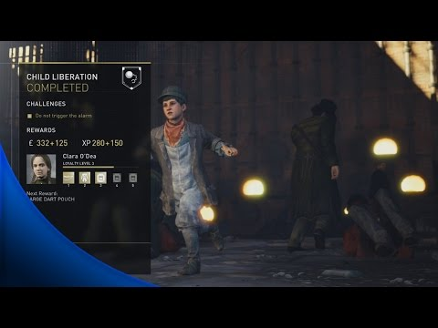 Assassin's Creed Syndicate - All Child Liberations