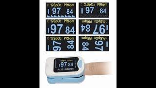 Обзор Пульсоксиметра Contec CMS50NA, Норма сатурации, Степень насыщения кислородом крови