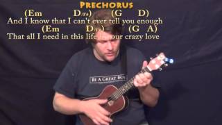Die A Happy Man (Thomas Rhett) Ukulele Cover Lesson with Chords/Lyrics
