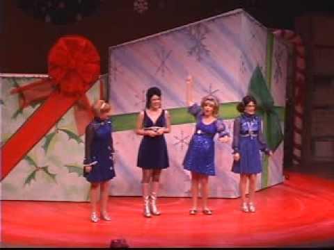 "Winter Wonderettes- ""Rockin Around the Christmas Tree"" (Laguna Playhouse Winter 2009)"