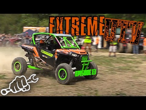 WIDE OPEN WOODS RACING IN OHIO - Extreme UTV EP13