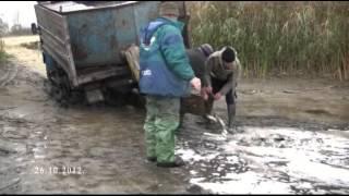 """Зариблення Білокуракинського водосховища """"Наливне"""", 05.11.2012"""