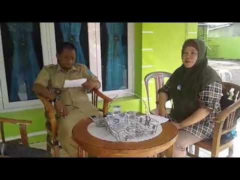 Testimoni kepala desa pelimbangan kecamatan cengal kabupaten oki  tentang dana desa