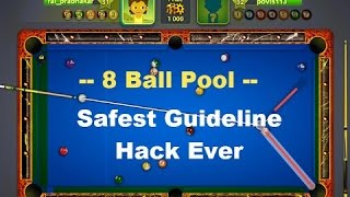 How To Hack 8 Ball Pool In 2017 [PC]