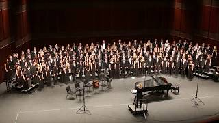TPSMEA 2018 All State Choir - That which remains