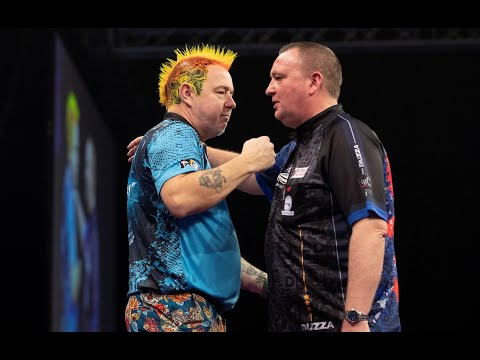 """Glen Durrant after beating Peter Wright: """"You've got to grab these opportunities while you can"""""""