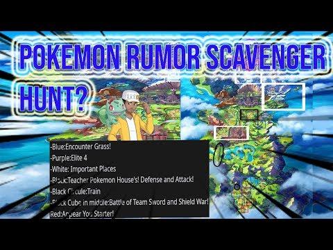 pokemon-sword-and-shield-rumor!-galar-region-scavenger-hunt?