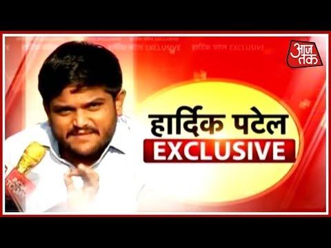 Hardik Patel's Exclusive Interview On Gujarat Elections 2017