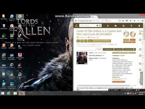 How to fix Lord of the fallen not starting or launching FIX 100% WORKING