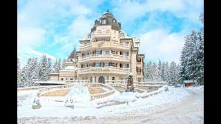 Festa Winter Palace Hotel 5 Феста Винтер Пелас Болгария Боровец обзор отеля территория