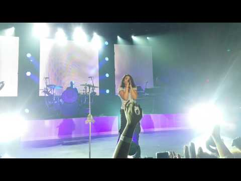 [FANCAM] Alessia Cara - Scars To Your Beautiful. Silver Spring, Maryland Live.