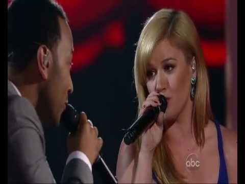 Duets: Kelly Clarkson And John Legend - You Don't Know Me