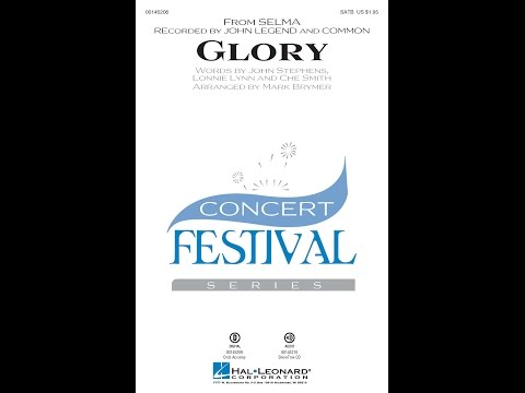 Glory - Arranged by Mark Brymer
