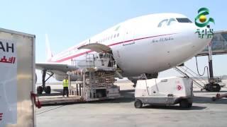 """هكذا تسافر أمتعتكم عبر الطائرة ... برنامج كواليس""""Air Algerie"""""""