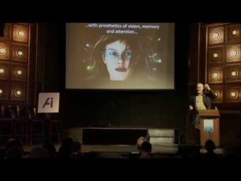 Futurist David Brin: Get ready for the 'first robotic empathy crisis'