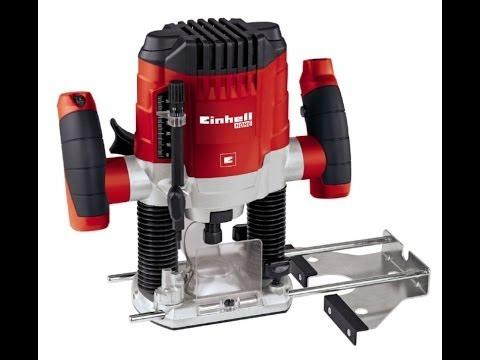 Обзор фрезера Einhell TH RO 1100 E Router