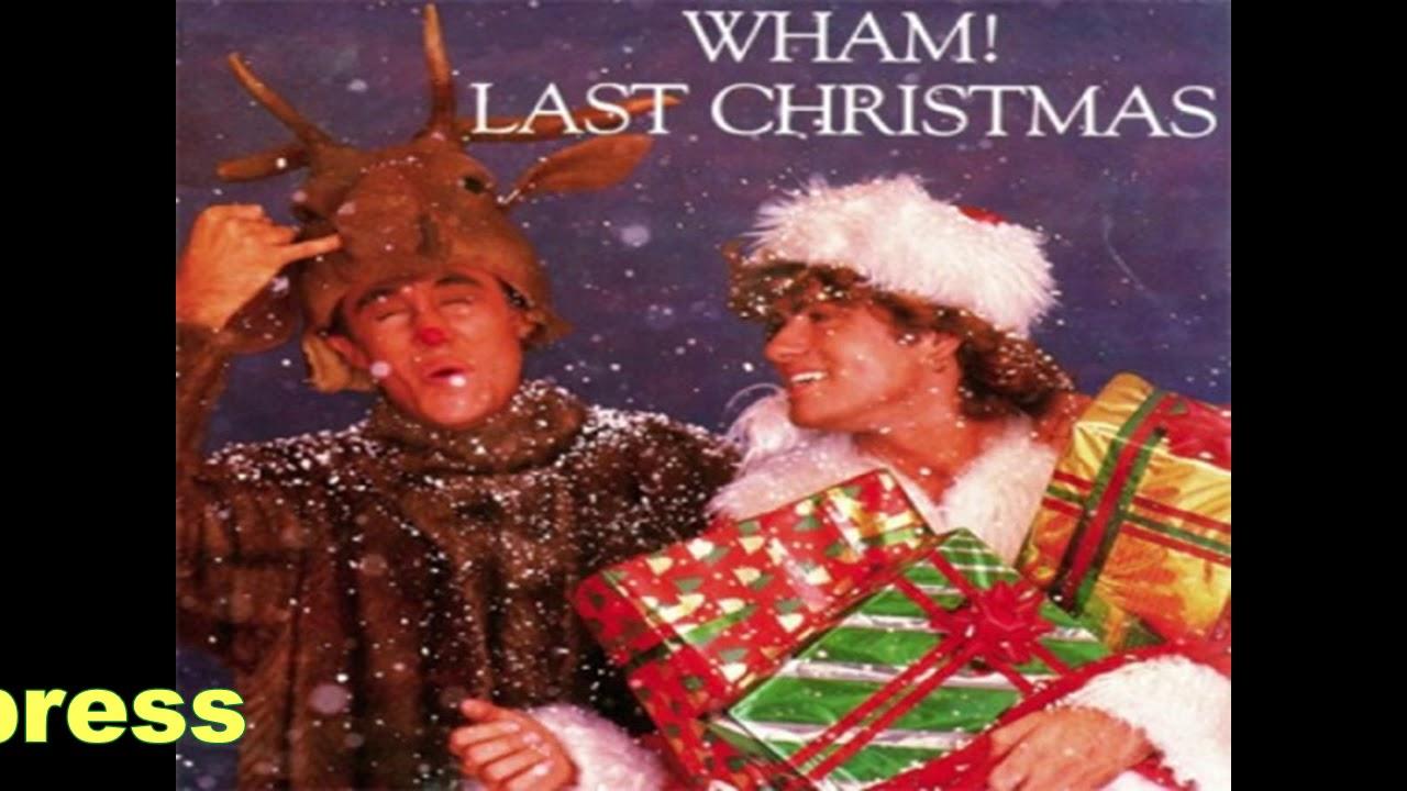 WHAM-Last Christmas 1984 - YouTube