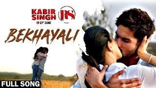 Bekhayali Sachet Tandon vs Arijit Singh  Comparison Mp3 Song
