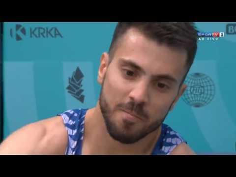 WC Koper Slovenia Gymnastics 2017 | EF Men's VT