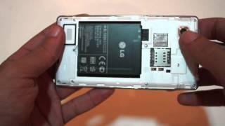 مراجعه للهاتف المحمول LG Optimus 4X HD