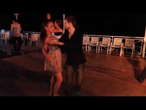 Martin and Katinka - Zouk dance, Croatia 2016