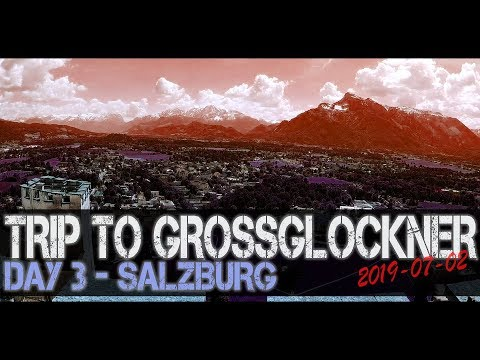TRIP TO GROSSGLOCKNER - HONDA VFR - DAY 3 (Salzburg)