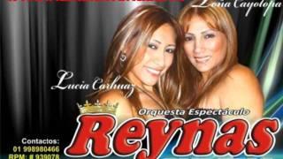 Reynas De La Cumbia - El Coche De Su Madre- wWw.KumbiaWenaza.Tk - Primicia 2011