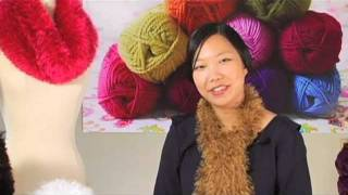 Get to Know Fun Fur Yarn