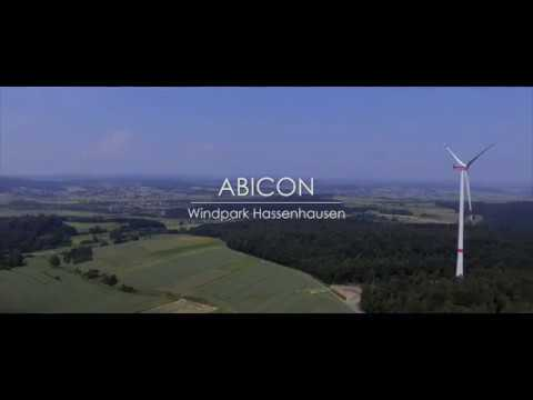 ABICON - Windpark Hassenhausen Trailer