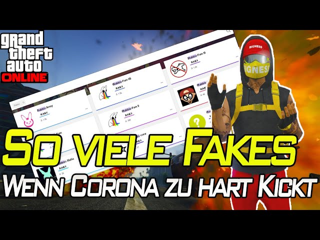 Fake Crews und Realtalk | Gta 5 Online