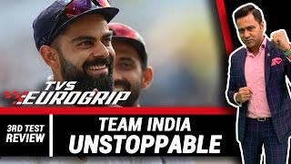 India UNSTOPPABLE   'TVS Eurogrip' presents #AakashVani   Cricket Analysis