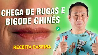 Receita Caseira para Rugas com DO-IN Facial