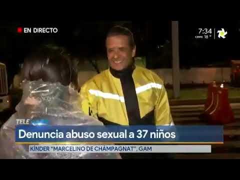 Reportero de Multimedios Televisión pregunta a manifestante si está embarazada