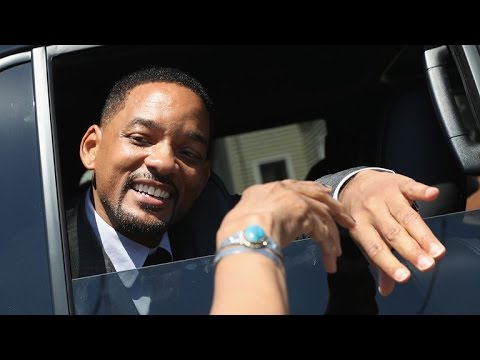 EXCLUSIVE: Will Smith on Celebrating...