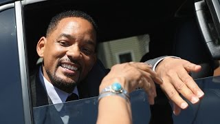 EXCLUSIVE: Will Smith on Celebrating Muhammad Ali at Memorial: \x27It Was Absolutely Beautiful\x27