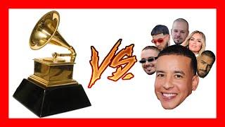 Latin Grammy responde 🤜 y momentos épicos de queja 🤣 | Anuel, Residente, etc  | Reggaeton