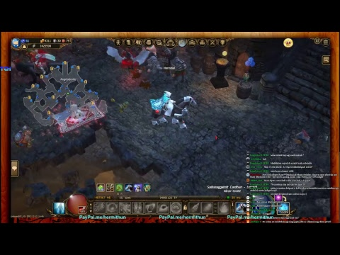 Drakensang Live stream  - Logintum Corp Hermithun