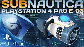 Subnautica PS4 Pro Deutsch Wichtiger Seegleiter Playstation 4 German Deutsch Gameplay #3