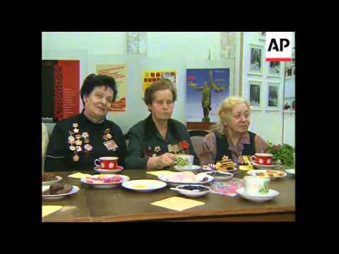 RUSSIA: INTERNATIONAL WOMEN'S DAY