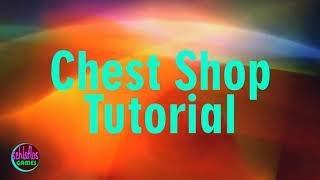 Chest ShopTutorial